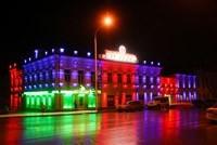 Наружное освещение: архитектурное освещение зданий и фасадов в г.Липецк